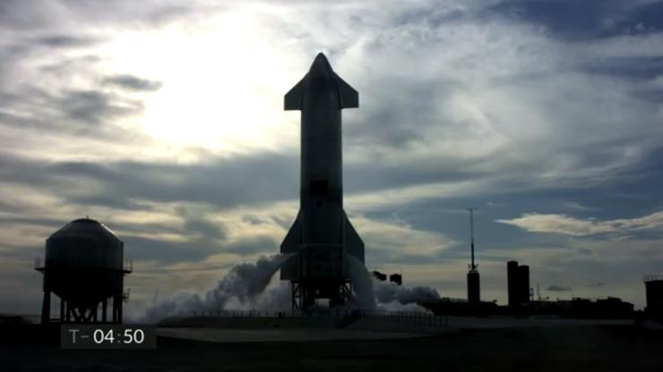 Prototypowa rakieta Starship eksplodowała po lądowaniu w Teksasie