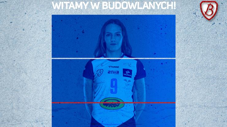 TAURON Liga: Weronika Centka wraca do Grot Budowlanych Łódź