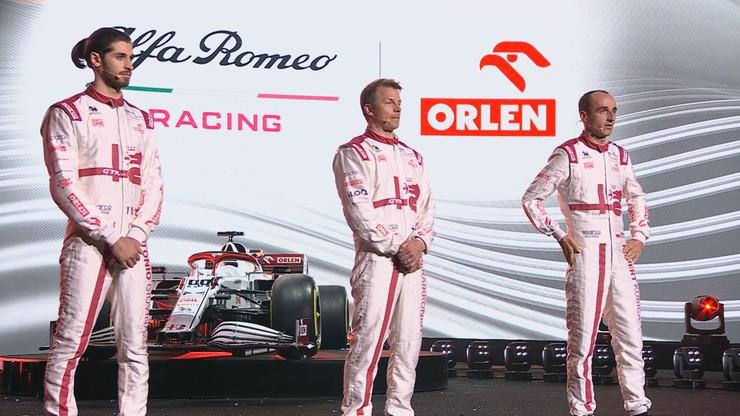 Forma Alfa Romeo Racing ORLEN w tym sezonie? Robert Kubica ocenił sytuację
