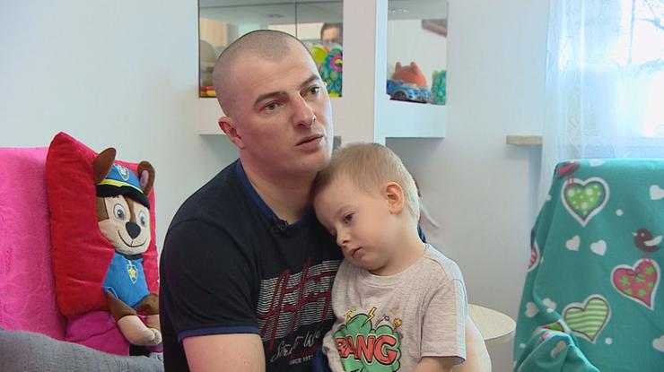 Wojtka umieszczono w rodzinie zastępczej, choć ojciec ma pełnię praw