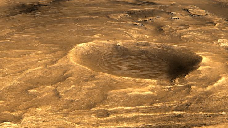 Niezwykłe odkrycie na Marsie. Potwierdziły się przypuszczenia