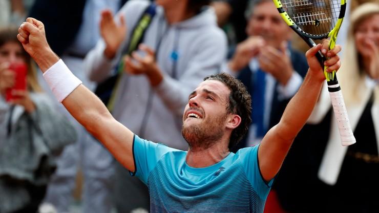 ATP w Umag: Triumf Cecchinato
