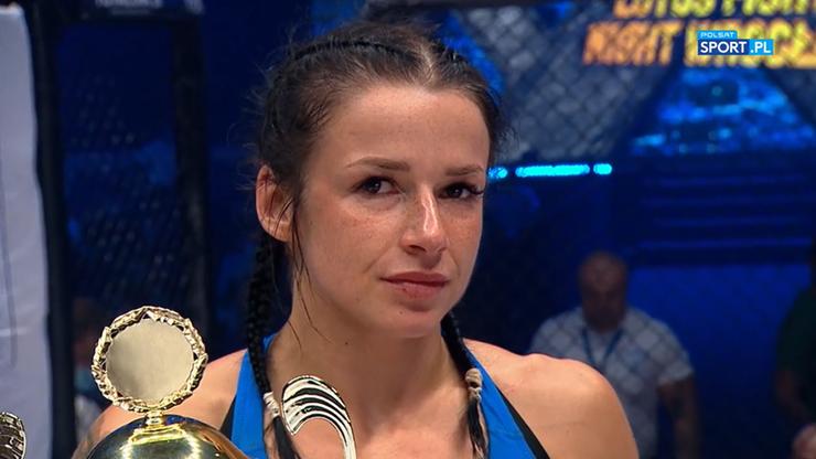 Izabela Badurek: Kiedy czujesz, że ktoś ograbia cię ze zwycięstwa, to emocje szargają