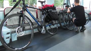 Łatwiej przewieziemy rower w pociągu? Jest zgoda Rady UE