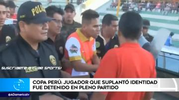 Piłkarz zatrzymany przez policję w trakcie meczu. Miał podszywać się pod innego gracza