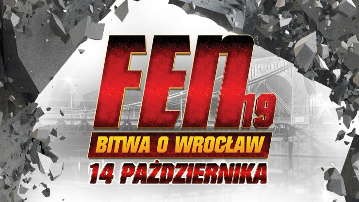 FEN 19: Bitwa o Wrocław. Transmisja w Polsacie Sport i Polsacie Sport Fight