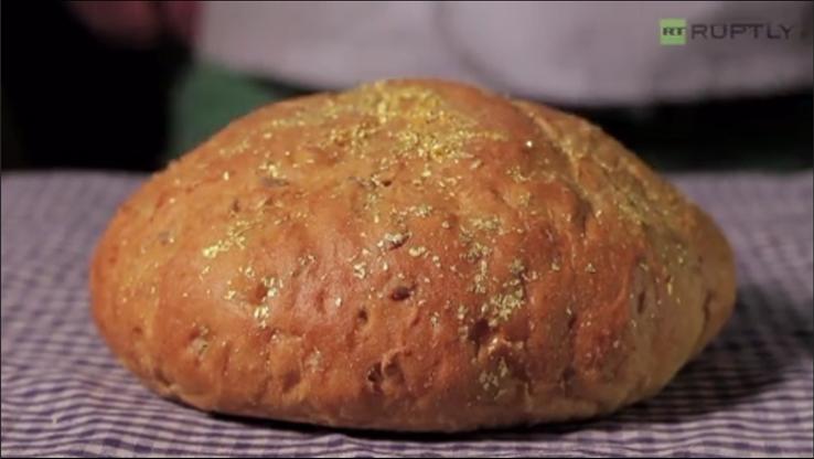 Wypieczony najdroższy chleb świata