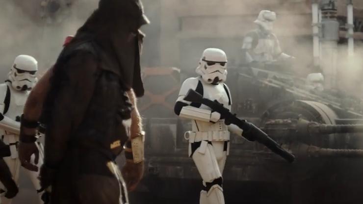 """Jest pierwszy zwiastun nowego filmu ze świata """"Gwiezdnych Wojen"""" - """"Rogue One"""""""