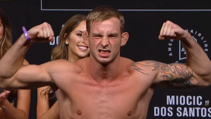 UFC: Jotko w karcie głównej gali w Jacksonville