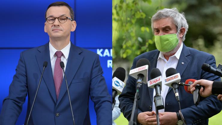 """Premier o """"niefortunnej wypowiedzi"""" Ardanowskiego"""