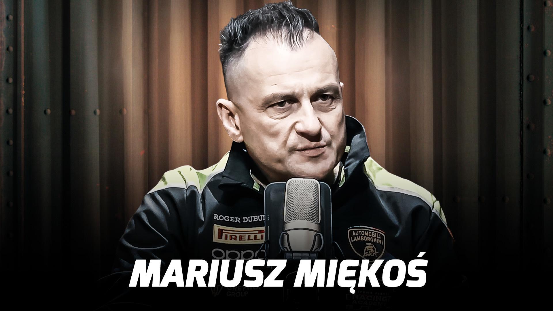 Mistrzowie Motorsportu - Mariusz Miękoś