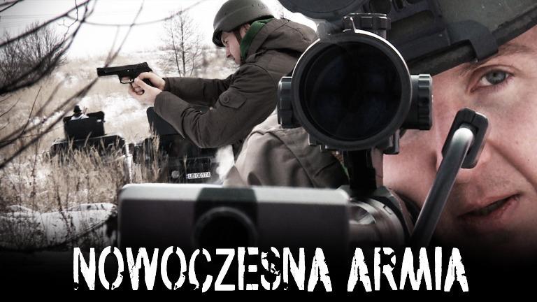 Nowoczesna armia
