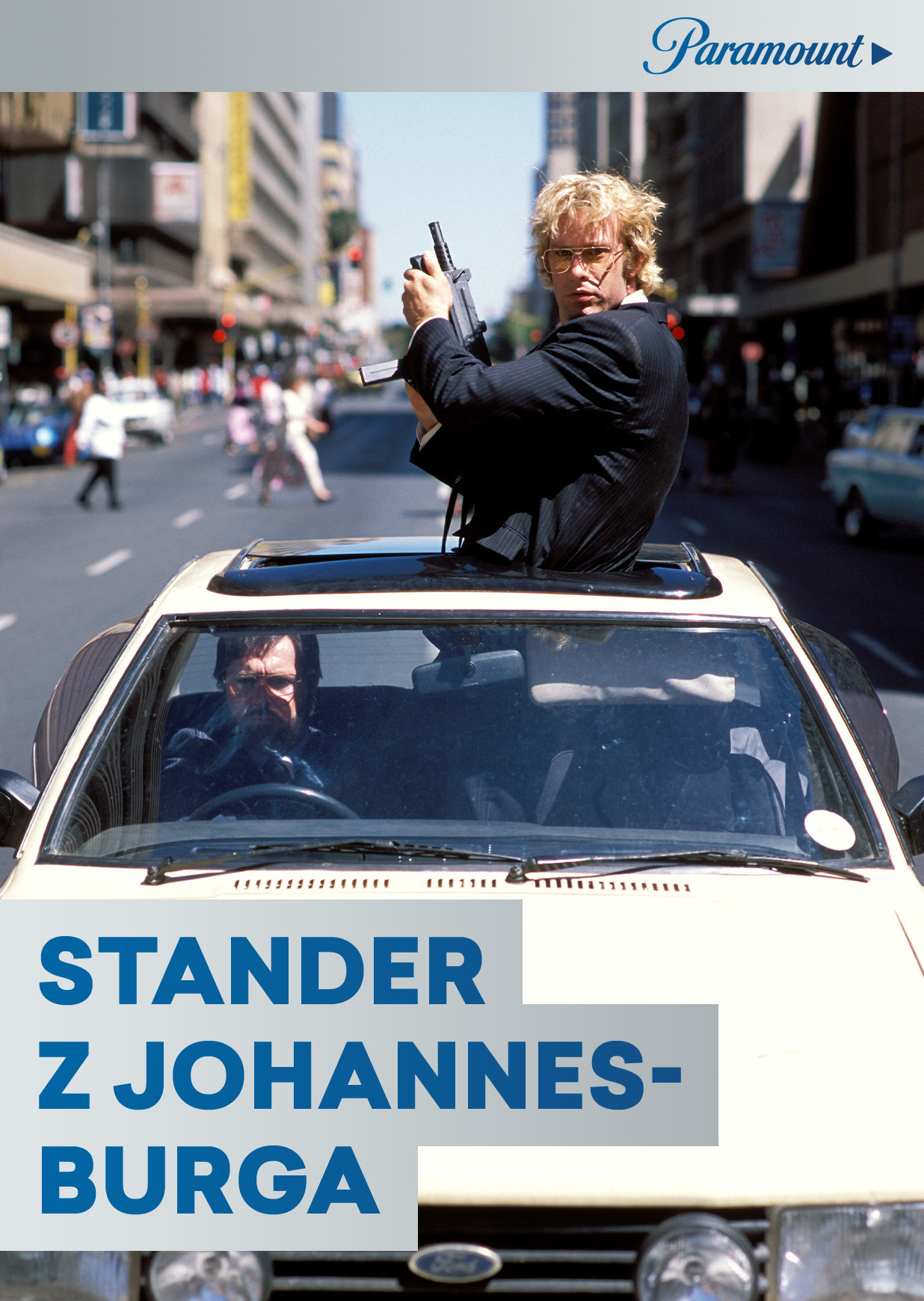 Stander z Johannesburga