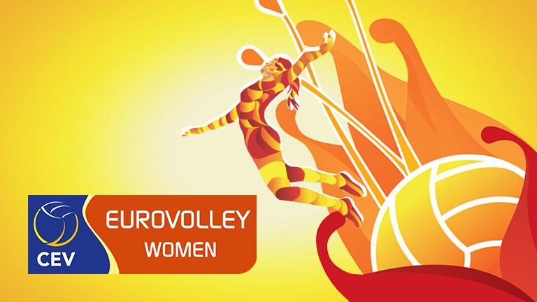 CEV Mistrzostwa Europy kobiet 2017