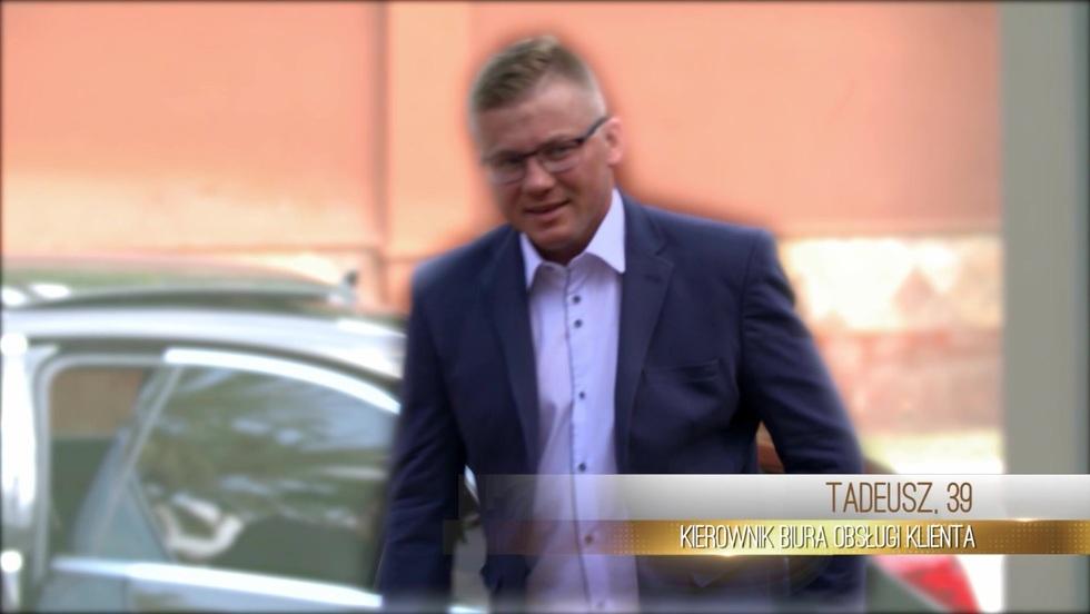 Wyjdź za mnie - Tadeusz Dziadosz