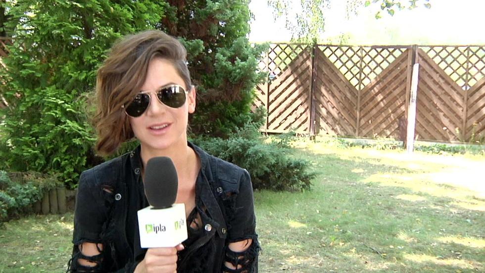 Natalia Lesz w serialu Hotel 52