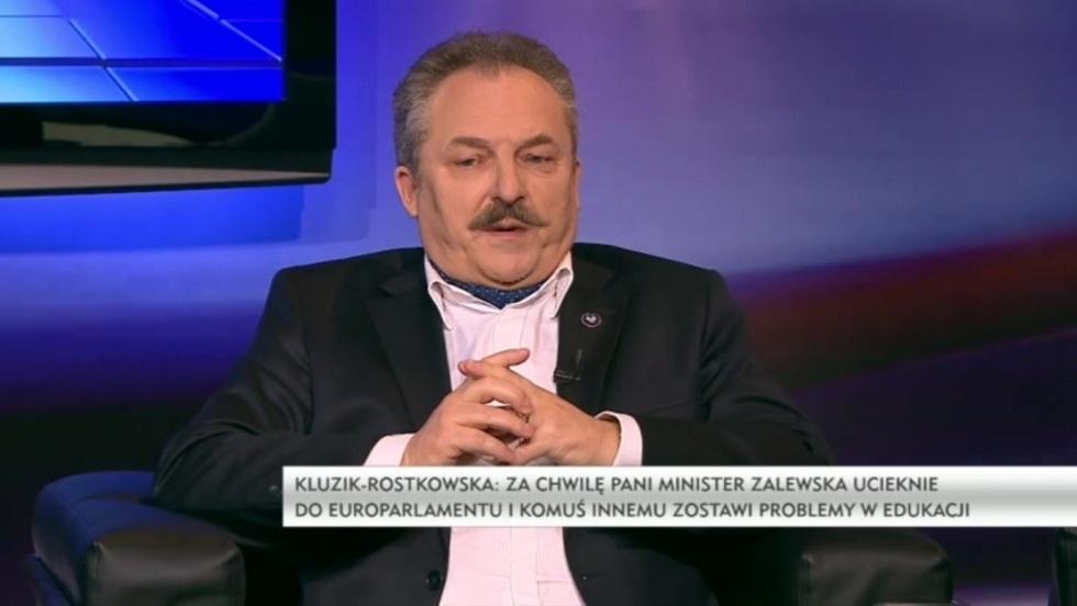 Salon Polityczny - Joanna Kluzik-Rostkowska, Jadwiga Wiśniewska, Marek Jakubiak
