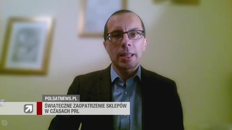 Gość Wydarzeń - prof. Patryk Plesktot