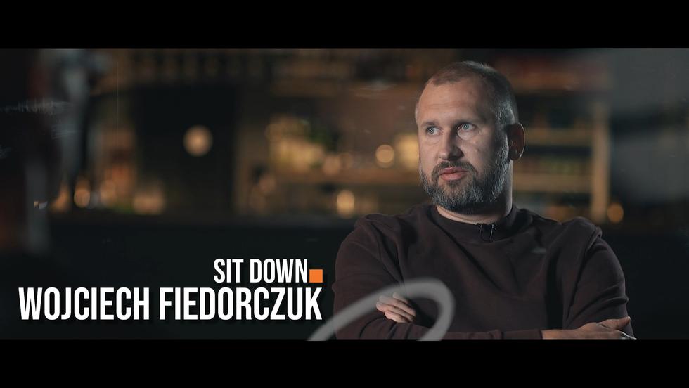 Sit down. Rozmowy o stand-upie #6 Wojtek Fiedorczuk