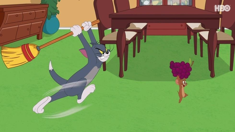 Tom i Jerry Show II, odc. 52