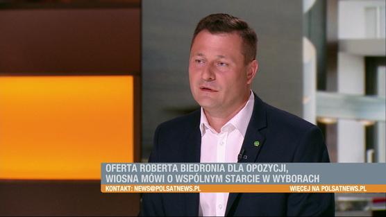 Śniadanie w Polsat News - 30.06.2019