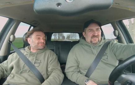 Poszukiwacze historii - Jak Sebastian i Olaf operatorami zostali)