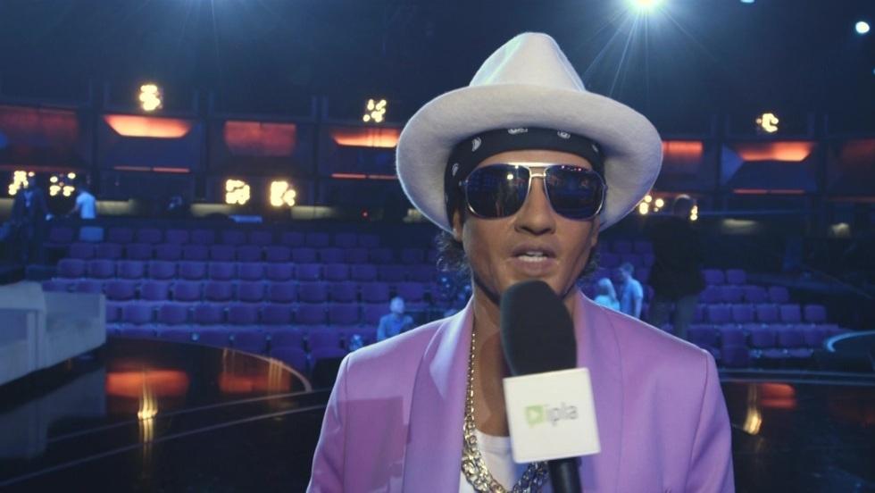 Druga twarz 6 - Bruno Mars