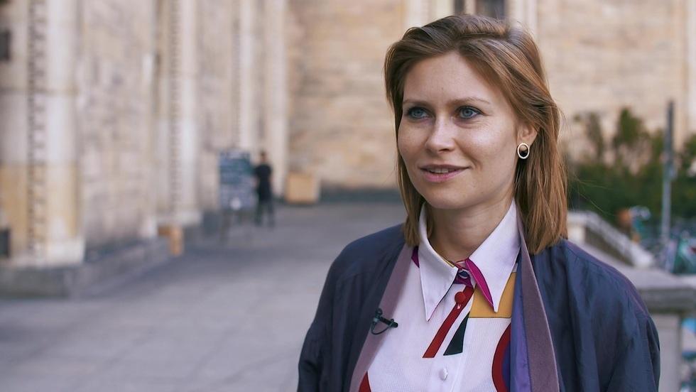 "34. WFF: Agnieszka Elbanowska o filmie ""Relax"""