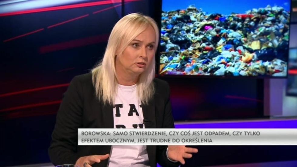 Polska w kawałkach Grzegorza Jankowskiego - Agnieszka Borowska