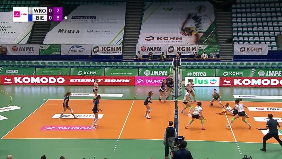 #VolleyWrocław - BKS BOSTIK Bielsko-Biała