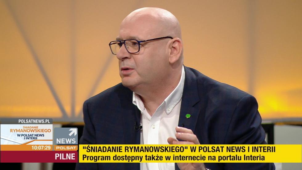 Śniadanie Rymanowskiego w Polsat News i Interii - 23.05.2021