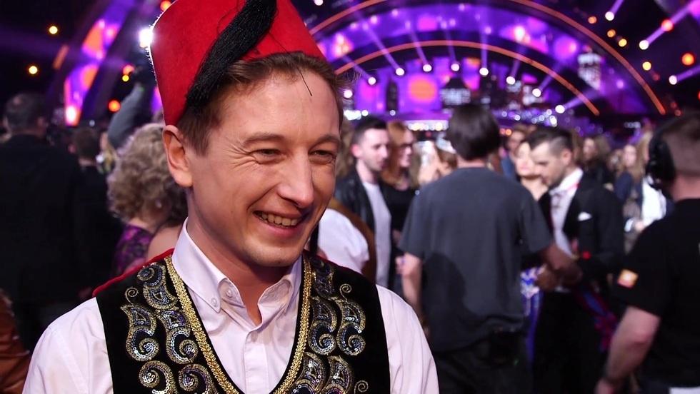 Turecki pocałunek Grzegorza Łapanowskiego